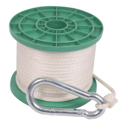 Braided starter rope pull cord rope
