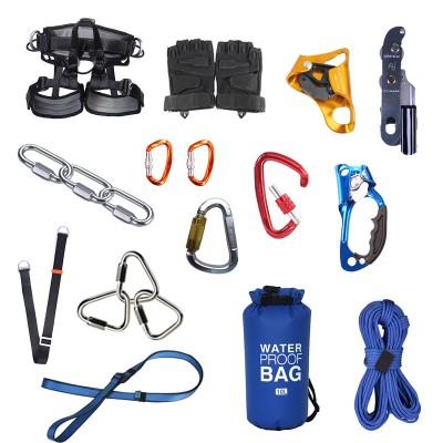 Mountain Climbing Set Equipment Rescue Kits