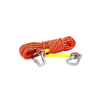 Outdoor Rock Climbing Safety Rope, Climb Equipment Rope with Hook Rescue Kits
