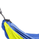 Polyester Blue and Yellow Hammock