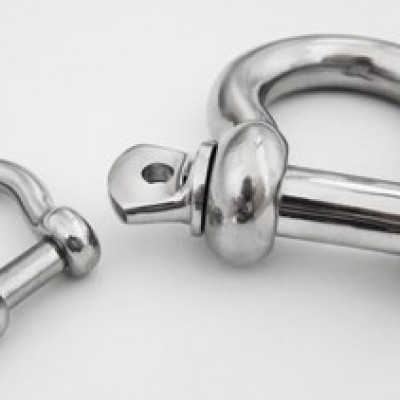 Hot Forged Stainless Steel 304/316 Bow Shackles Marine JIS Type Bow Shackle