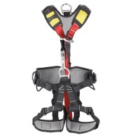 BT-RC71Factory Price Outdoor Climbing Equipment Saftey Full Body Harness Rescue Kits