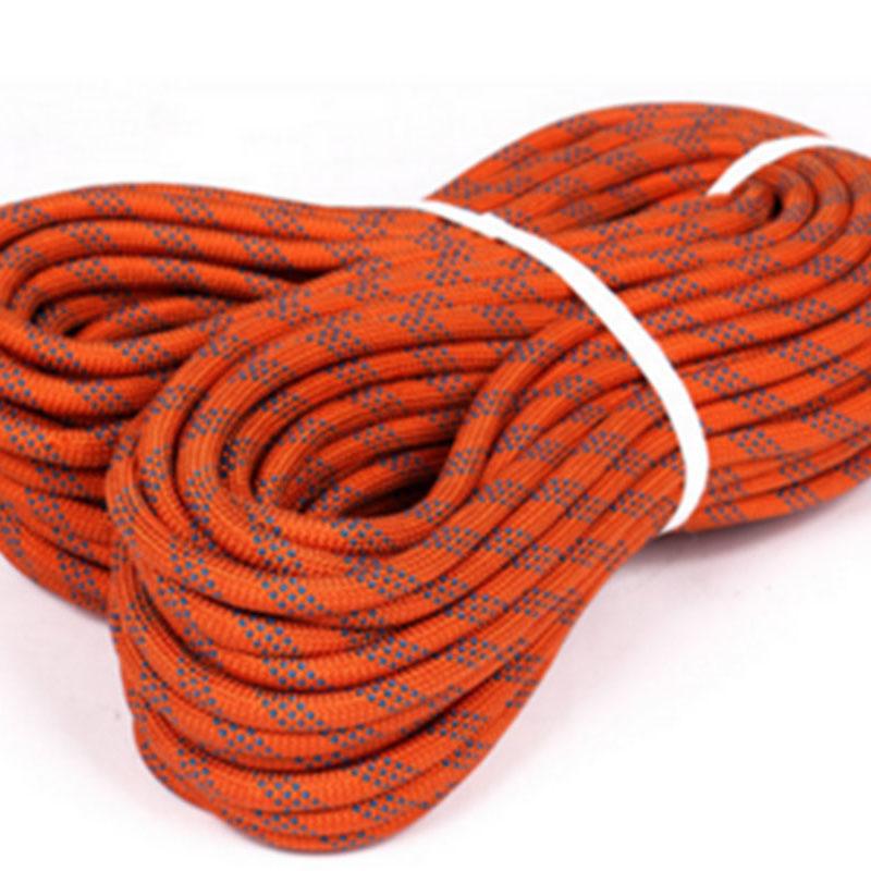 Nylon climbing rope static rope