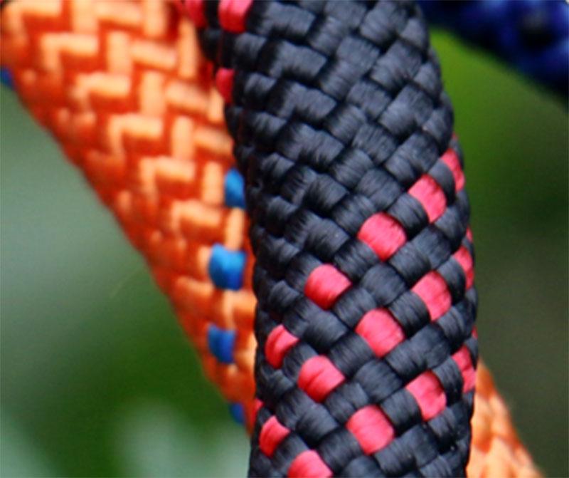 Nylon climbing rope static rope(2)