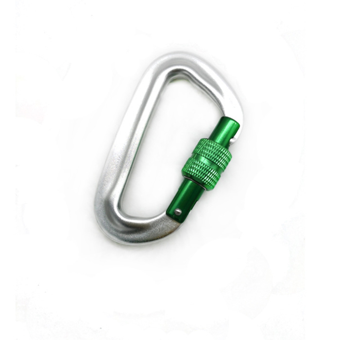 High-end Carabiner With Screw 2